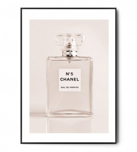 Plakat CHANEL no.5
